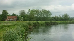 Terstan by the river 20 may 2014